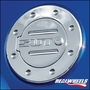 Hummer SUV Chrome Locking Billet Fuel Door
