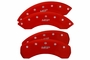 Hummer H3 MGP Caliper Covers (MGP ENGRAVING)
