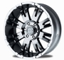 "PXA Series 9001 - 17""- 20"" Wheels"