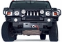 WARN® WINCH BUMPER KIT FOR THE H2 HUMMER