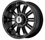 "XD795 Hoss Black Wheel 16""-22"""