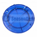 Rola-Chem 521751, Roller Housing, Cover (Blue)