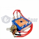 Rola-Chem 524718, Timer 240V 2.5A 10M with POT ASSY