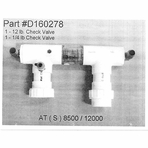 AquaCal D160278S Manifold Assembly