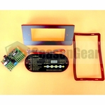 s AquaCal STK0178 / STK0056 Display Control Panel Kit with Microprocessor Board