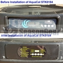 AquaCal STK0184 / STA0019 Display Control Panel Kit