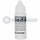 LaMotte P-6743-G DPD 3 liquid reagent for total chlorine, 30 ml