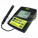 Milwaukee MI180-US pH/mV/EC/TDS/NaCl/°C Combined with Data Logging Bench Meter