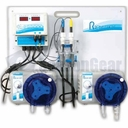 Rola-Chem 554107 Ready-To-Mount Digital ORP/pH Controller System