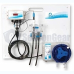 Rola-Chem 554217 554234 Ready-To-Mount  Digital pH Controller System, One Pump Included