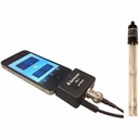 Sensorex PH1-293 Kit, PH-1 meter for iDevice+S293C 3 in 1, Laboratory,