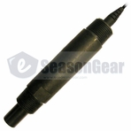 "Sensorex S272CD/10/BNC pH Sensor, Flat, 3/4"" NPT, PPS, 10ft,BNC, Process, Rapid Ship"