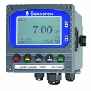 Sensorex TX2000 pH/ORP Xmtr, 4-20mA, Relays, VAC,1/4 DIN, Process, Rapid Ship