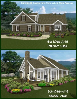 chp sg 1096 small craftsman cottage house plan