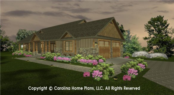 Small Craftsman Style Home Plan SG-1799 Sq Ft | Affordable ...