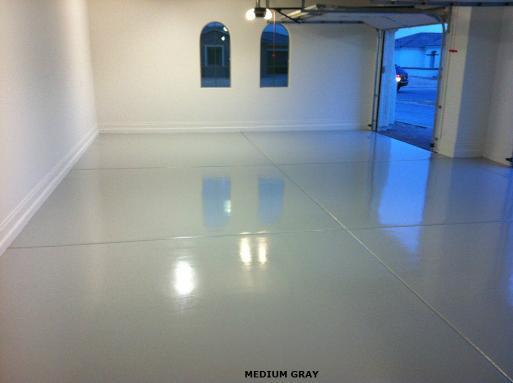 Commercial epoxy flooring armorgarage Two floor garage