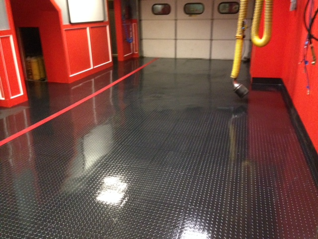 Protective Clear Coating For Garage Floor Tiles Armor Garage - Clear coat for tile floors
