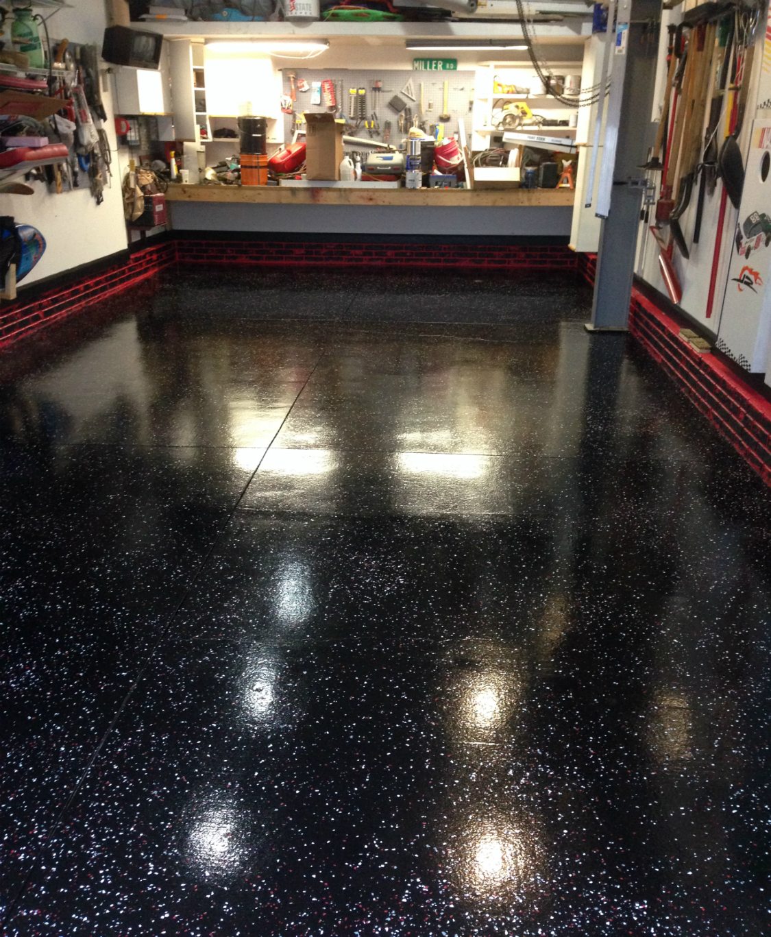 Garage floor epoxy kits armorgarage for Garge floor