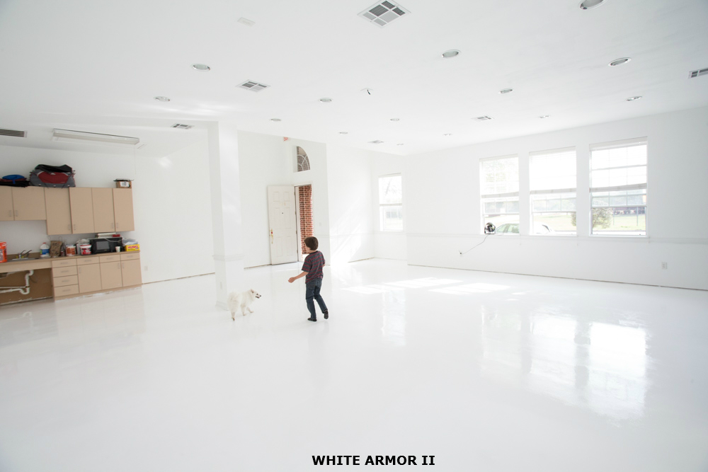 Armor II Is A 100 Complete DIY Commercial Epoxy Flooring System For Shop And High Traffic Floors