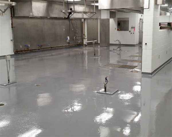 Exceptionnel Commercial Epoxy Flooring