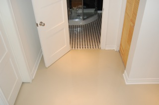 DRY BASEMENT FLOOR EPOXY KIT