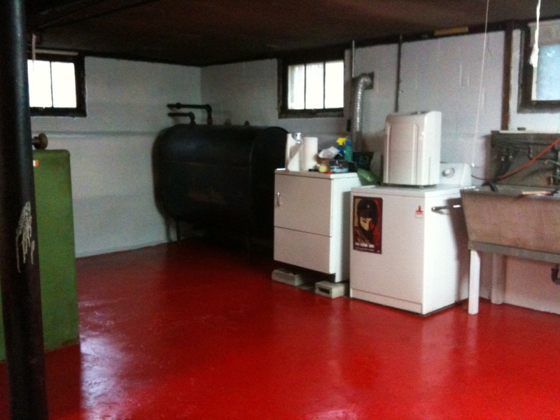 Dry Basement Epoxy Flooring Kit Armorgarage