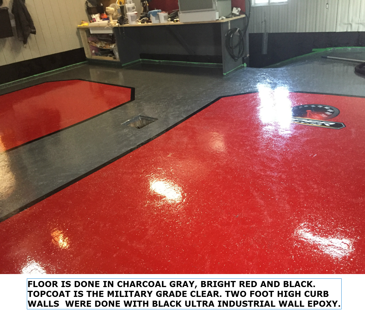 Garage Floors Paint: Epoxy Flooring For Garage & Commercial Floors
