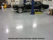 GARAGE FLOOR EPOXY COATINGS & KITS