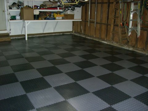 Our Interlocking Garage Floor Tiles Are Guaranteed For Life And Rubber Mats Carry A