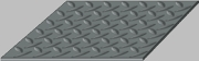 GARAGE ROLL-OUT MAT DIAMOND PATTERN