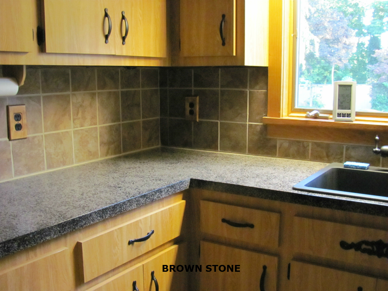 Kitchen bathroom countertop refinishing kits armor garage Granite kitchen countertops pictures