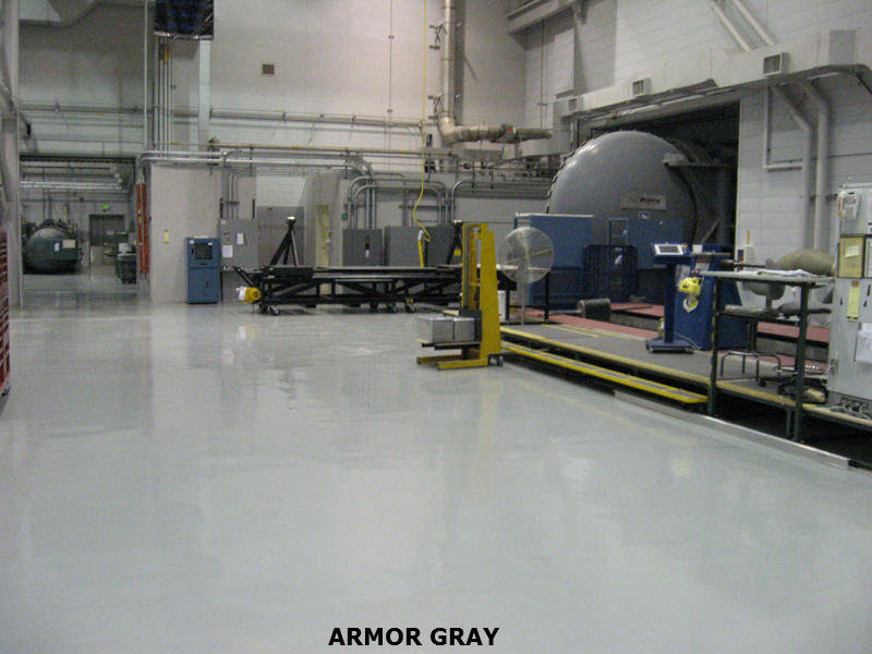 ULTRA FAST DRY SPARTACOTE EPOXY FLOORING