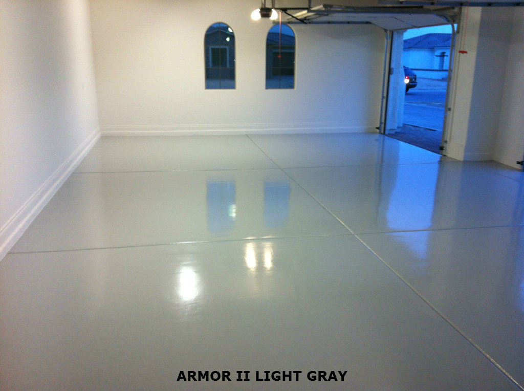 commercial epoxy flooring two layers 14 mils thick
