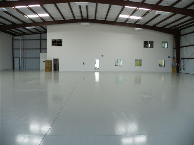 Commercial epoxy flooring armor garage - Commercial garage plans decoration ...