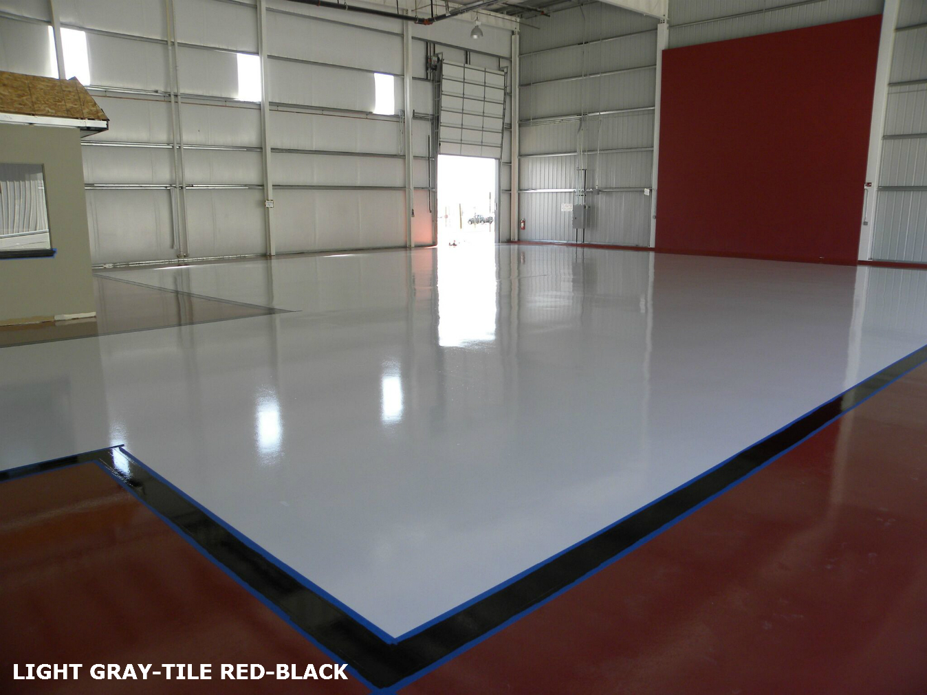 Super Fast Drying Industrial Grade Floor Epoxy Armorgarage