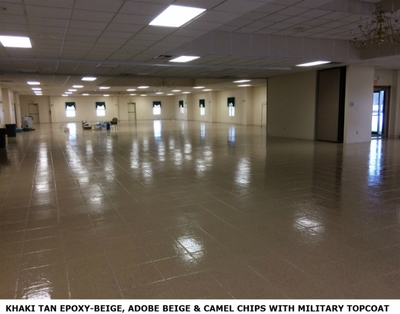 Specialty Epoxy Floor Coatings