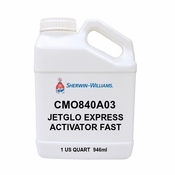 CMO840A03   Jetglo Express Fast Activator quart