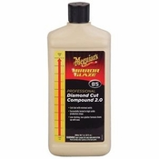 Meguiar's Professional Diamond Cut Compound 2.0 Quart