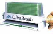 ULTRA BRUSH 2-Medium with Dispenser