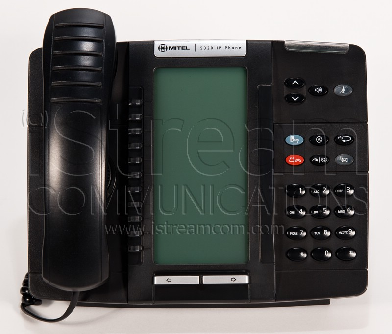 Mitel 5320 IP Phone (Part# 50006191) - Professionally Refurbished
