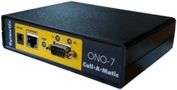 Synectix Call-A-Matic ONO-7 (Stores reports electronically! Eliminates need for printer!)