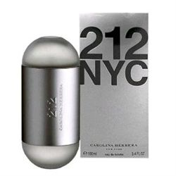 212 by Carolina Herrera for women