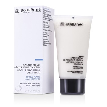 Academie 100% Hydraderm Gentle Re-Hydrating Cream Mask
