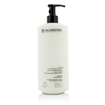Academie Hypo-Sensible Body Lotion with Collagen From The Sea (Salon Size)