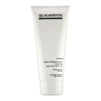 Academie Hypo-Sensible Purifying Matifying Cream (For Oily Skin) (Salon Size)
