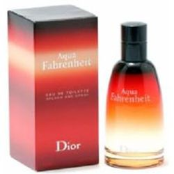Aqua Fahrenheit by Christian Dior for men