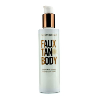 Bare Escentuals Bare Minerals Faux Tan Body Sunless Body Tanner