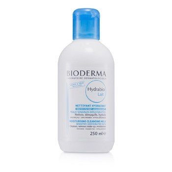 Bioderma Hydrabio Moisturising Cleansing Milk (For Sensitive Dehydrated Skin)