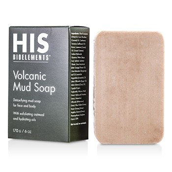 Bioelements Volcanic Mud Soap