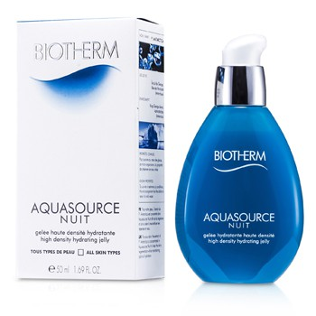 Biotherm Aquasource Nuit High Density Hydrating Jelly (For All Skin Types)